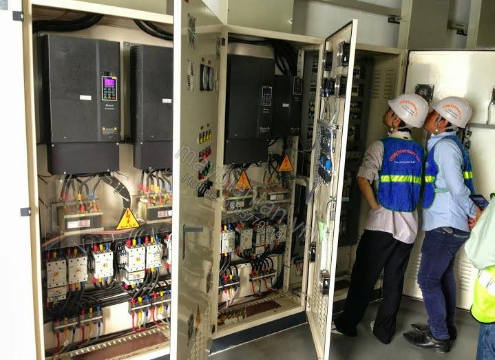 Sửa Chữa Biến Tần Hitachi Tại TPHCM