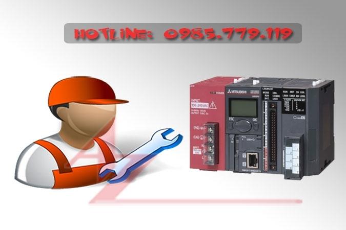 Sửa chữa PLC Mitsubishi