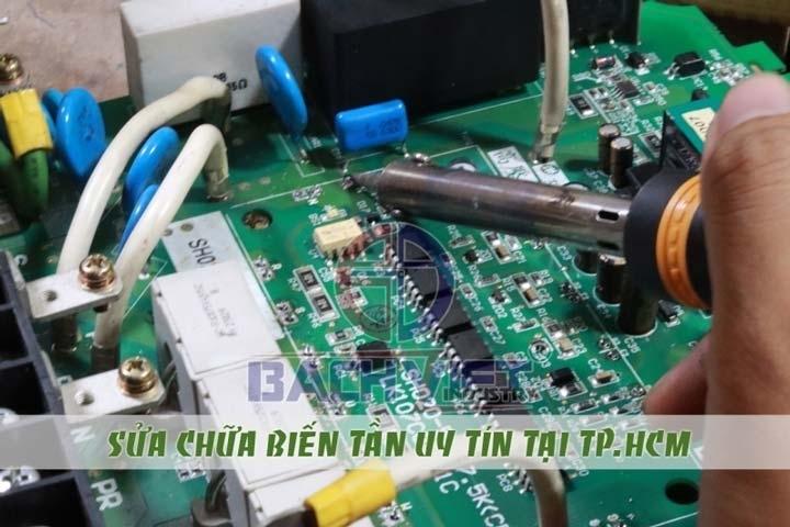 Bộ phận kỹ thuật sửa chữa