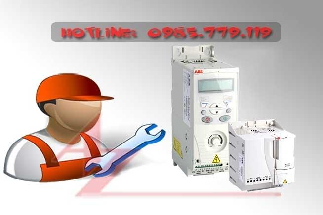 Sửa chữa biến tần ABB