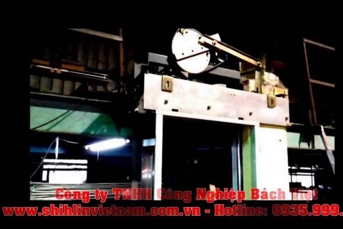 Biến tần Shihlin SS2 điều khiển cửa thang máy
