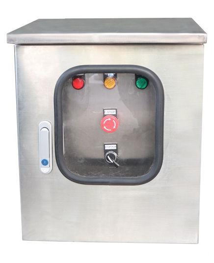 Tủ điện điều khiển bơm điều áp